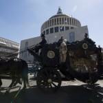 Funerale di Casamonica a Roma: il servizio di Servizio pubblico del 2012