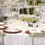La scelta del banqueting per le tue feste a Roma