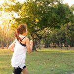 La corsa migliora l'umore riduce lo stress.